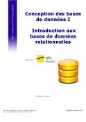 Introduction aux bases de données relationnelles
