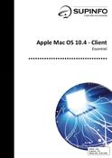 Apple Mac OS 10.4 - Client