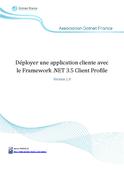 Déploiement d'application .NET