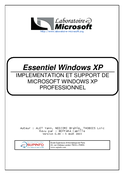 Essentiel Windows XP