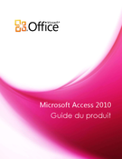 Guide Microsoft Access 2010