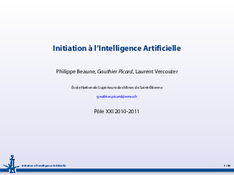 Initiation à l'Intelligence Artificielle IA