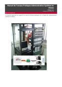 Travaux Pratiques Administration Système en réseau