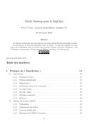 Outils Hadoop pour le BigData
