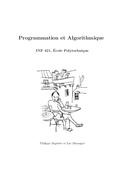 Programmation informatique et Algorithmique