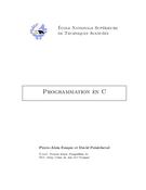 Programmation en C