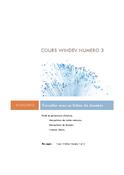 WinDev: Travailler avec un fichier de données