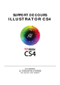 Support de cours Illustrator CS4