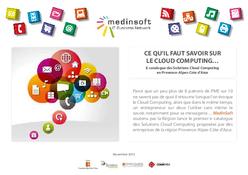 Ce qu'il faut savoir sur le Cloud Computing