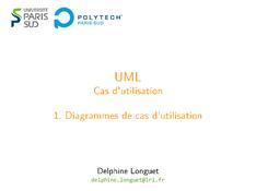 UML: Diagrammes de cas d'utilisation