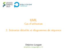 UML: Scénarios détaillés et diagrammes de séquence