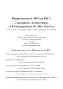 Programmation Web en PHP