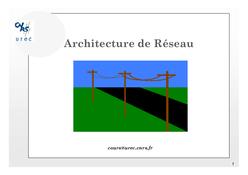 Architecture de réseau