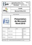 Télécharger cours et exercices gratuit word 2016 en PDF