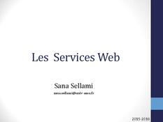 Les Services Web